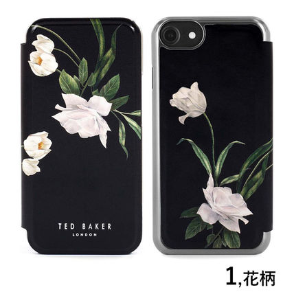 Plain iPhone 8 Smart Phone Cases