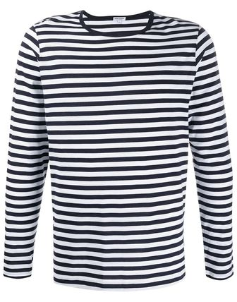 Stripes Long Sleeves Long Sleeve T-shirt Designers