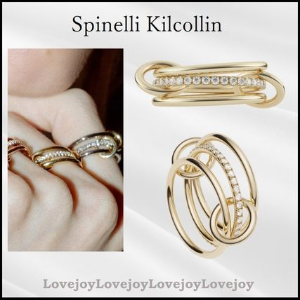 Costume Jewelry Casual Style Party Style 18K Gold