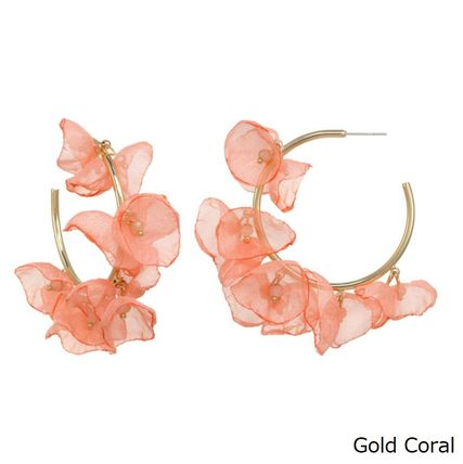 STELLA & RUBY Casual Style Party Style Earrings