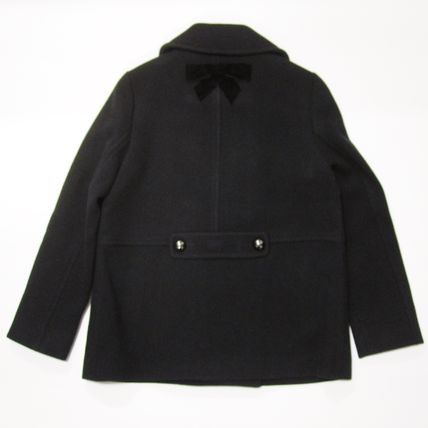 kate spade new york Plain Medium Peacoats