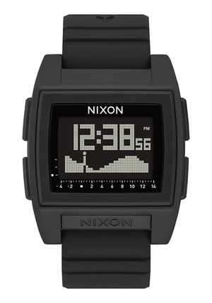 Nixon Street Style Divers Watches Digital Watches