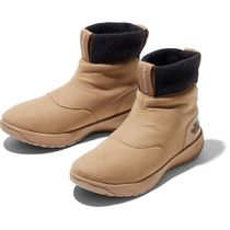 THE NORTH FACE Mountain Boots Suede Street Style Plain Logo Outdoor Boots