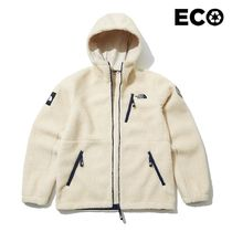 THE NORTH FACE RIMO Casual Style Unisex Street Style Logo Fleece Jackets