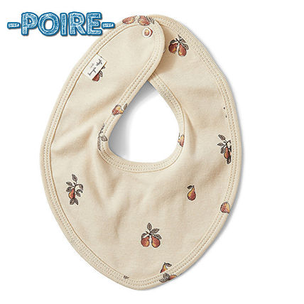 Konges Slojd Unisex Baby Girl Bibs & Burp Cloths