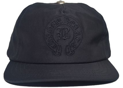 CHROME HEARTS Street Style Collaboration Caps