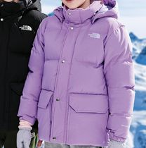 THE NORTH FACE Street Style Kids Girl Outerwear
