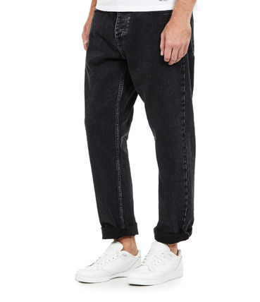 Carhartt More Jeans Tapered Pants Denim Street Style Plain Logo Jeans 2