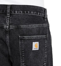 Carhartt More Jeans Tapered Pants Denim Street Style Plain Logo Jeans 6