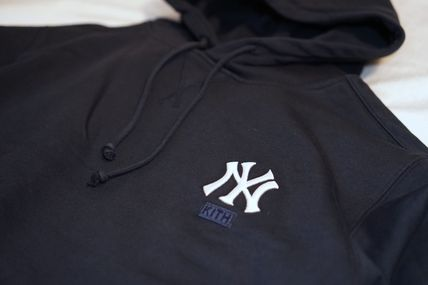 KITH NYC Pullovers Unisex Street Style Collaboration Long Sleeves
