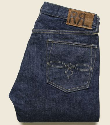 RRL More Jeans Street Style Jeans