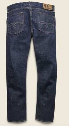 RRL More Jeans Street Style Jeans 3