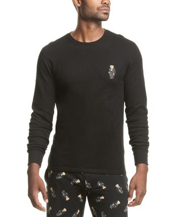 Ralph Lauren Street Style Long Sleeves Cotton Long Sleeve T-shirt Logo