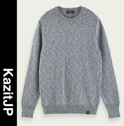 Pullovers Long Sleeves Surf Style Sweaters