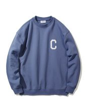 COVERNAT Sweatshirts Long Sleeves Logo Sweatshirts 18