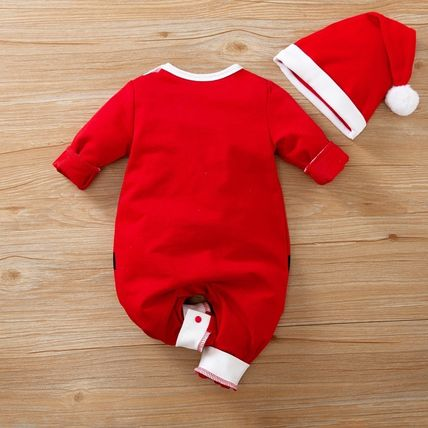 PatPat Unisex Co-ord Holiday Themed Baby Girl Costume