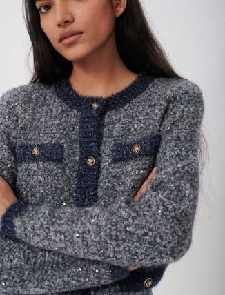 Short Casual Style Long Sleeves Plain Party Style