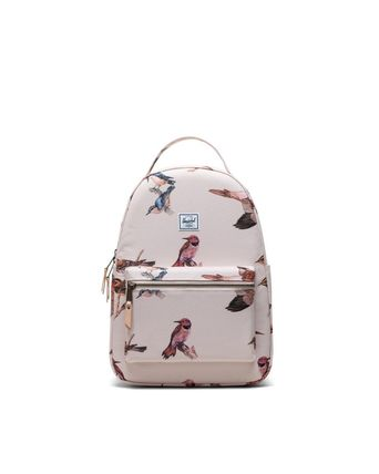 Casual Style Canvas 2WAY Other Animal Patterns Backpacks