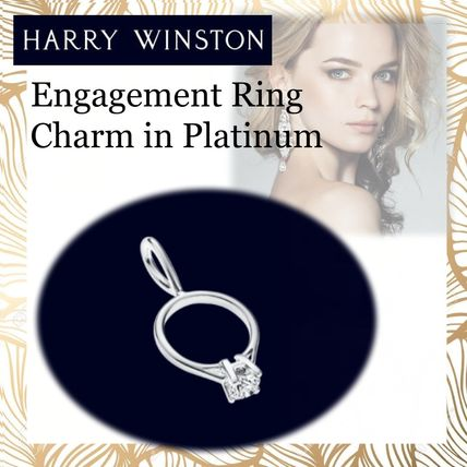 Harry Winston Fine Jewelry Costume Jewelry Casual Style Street Style Party Style
