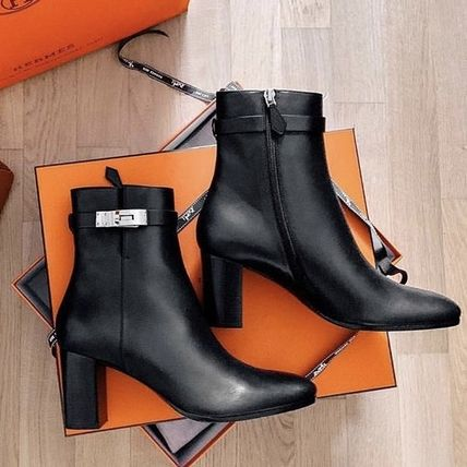 HERMES Kelly Saint Germain Ankle Boot