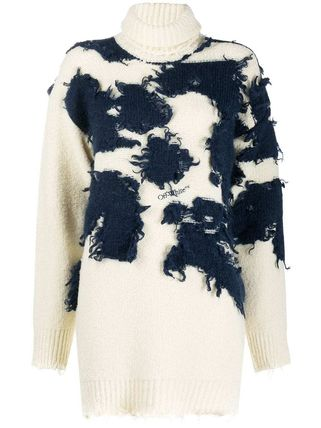 Wool Blended Fabrics Street Style Long Sleeves High-Neck