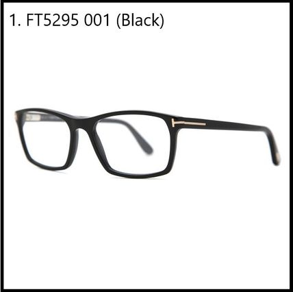 TOM FORD Square Eyeglasses