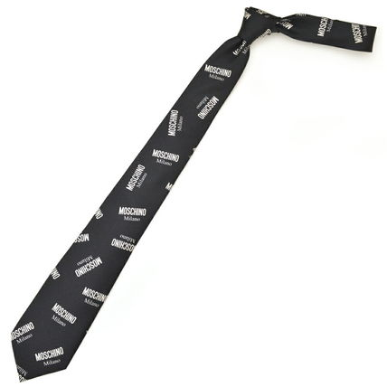 Silk Tiepin Bridal Logo Ties