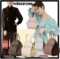 ndearose Casual Style Street Style Shoulder Bags
