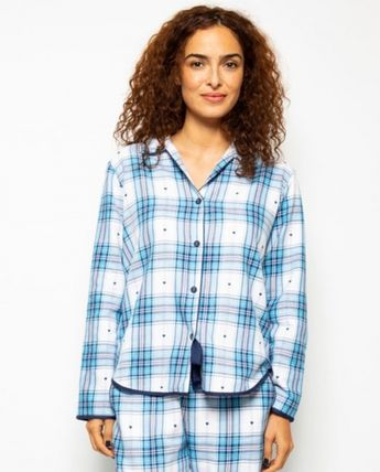 Other Plaid Patterns Heart Co-ord Loungewear