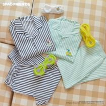 SPAO Unisex Collaboration Cotton Co-ord Lounge & Sleepwear