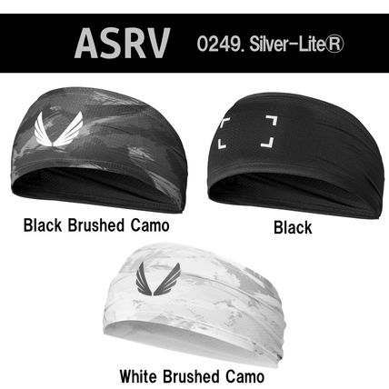 Camouflage Street Style Logo Accessories
