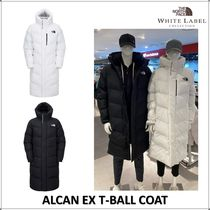 THE NORTH FACE WHITE LABEL Casual Style Unisex Long Coats