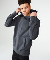 KSUBI Hoodies Pullovers Street Style Long Sleeves Plain Cotton Hoodies 4