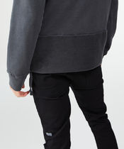 KSUBI Hoodies Pullovers Street Style Long Sleeves Plain Cotton Hoodies 6