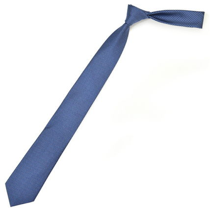Silk Plain Tiepin Bridal Ties