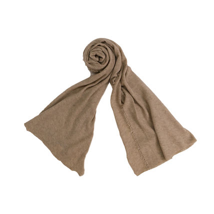 Casual Style Unisex Cashmere Plain Party Style Office Style
