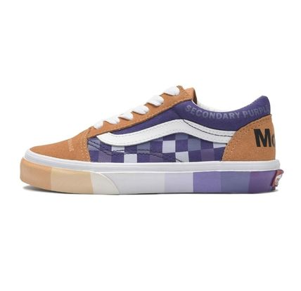 VANS OLD SKOOL Unisex Kids Girl Sneakers