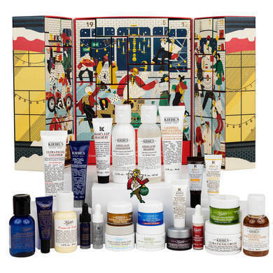 Kiehl's Upliftings Skin Care