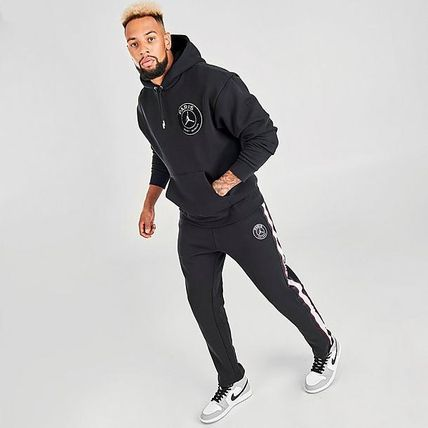 Nike AIR JORDAN Unisex Street Style Collaboration Co-ord Two-Piece Sets