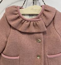 Bonpoint Street Style Baby Girl Outerwear
