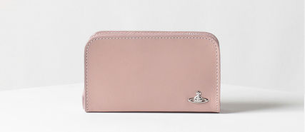 Plain Leather Bridal Logo Pouches & Cosmetic Bags