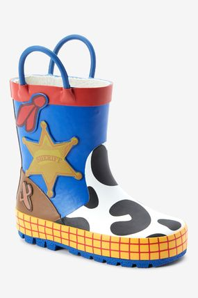 Disney Street Style Kids Girl Rain Shoes