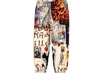 Supreme Street Style Collaboration Bottoms