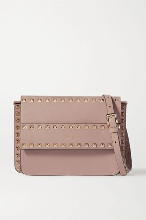 VALENTINO Casual Style Elegant Style Shoulder Bags