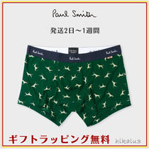 Paul Smith Other Animal Patterns Cotton Logo Boxer Briefs