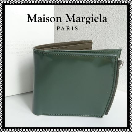 Maison Margiela Calfskin Folding Wallets