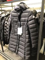 MONCLER HERMINE Logo Down Jackets
