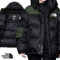 THE NORTH FACE Unisex Street Style Logo Outerwear