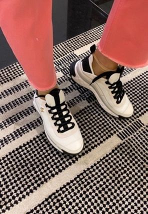 CHANEL SPORTS Low-Top Sneakers