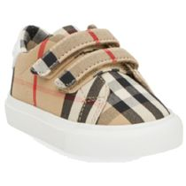 Burberry Unisex Street Style Baby Girl Shoes
